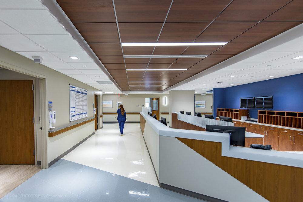 RWJBarnabas Health Somerset Cardiology Pavilion, Phase I