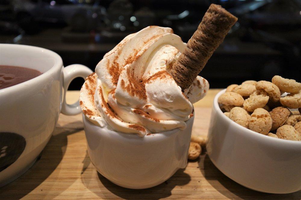 Amorino Hot Chocolate