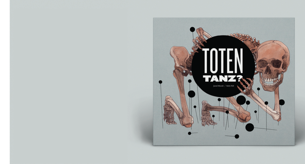 "Cover der Publikation ""Totentanz?"""