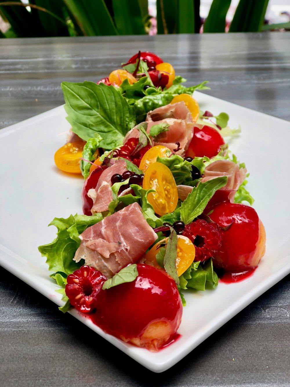 Picasso's Salad
