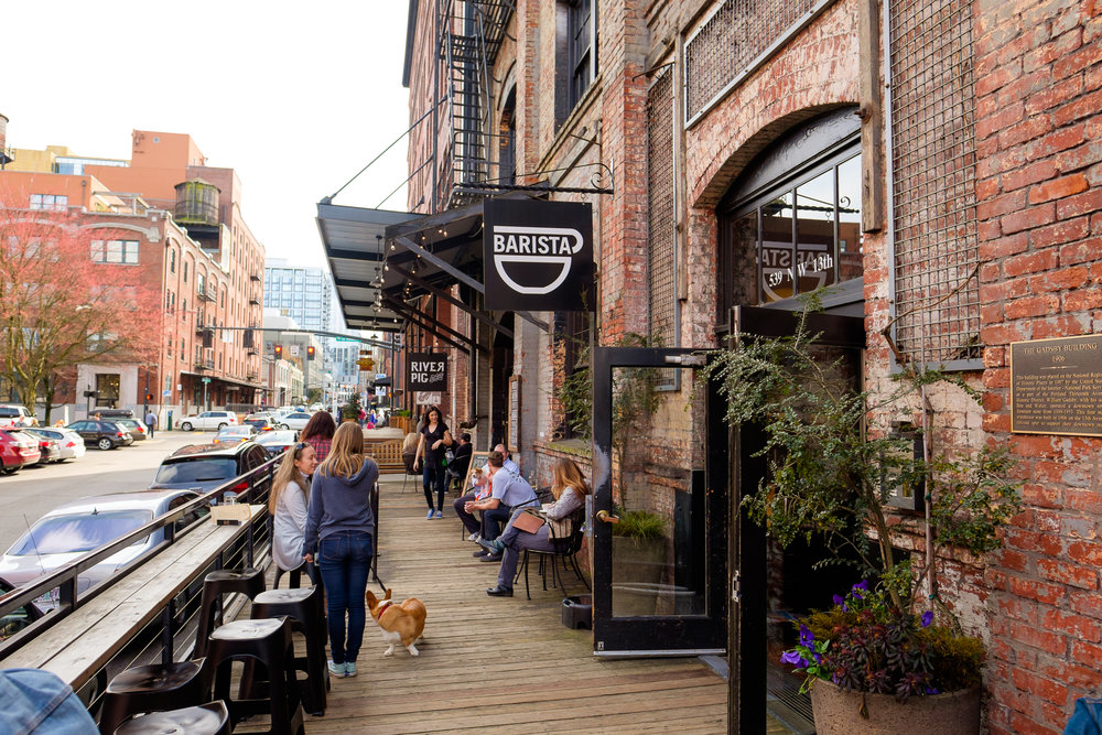 Pearl District photo credit: Shutterstock