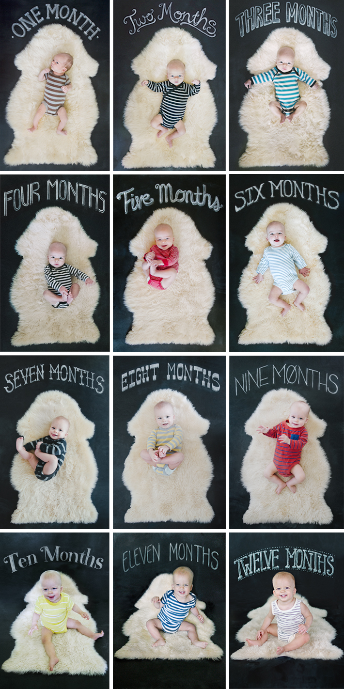 Month by Month // Mara Dawn