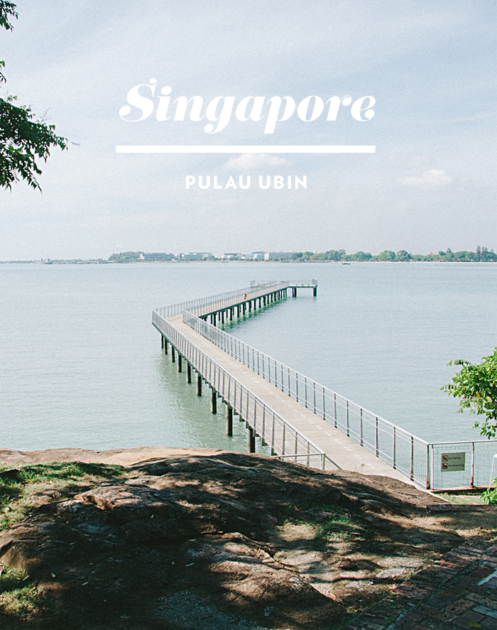 Singapore Part 2: Pulau Ubin | Mara Dawn