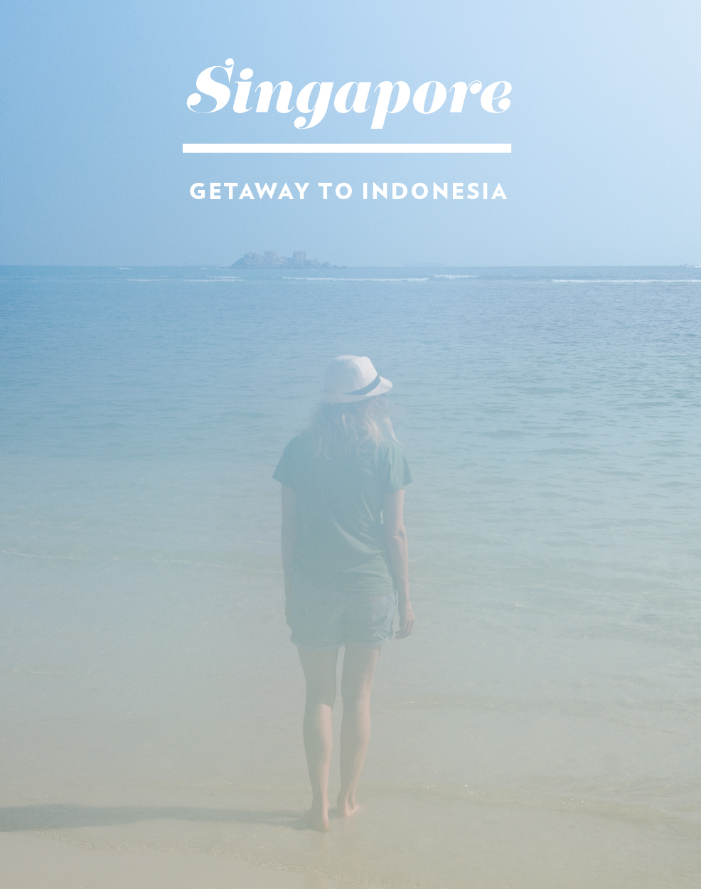 Singapore Part 3: Getaway to Indonesia | Mara Dawn