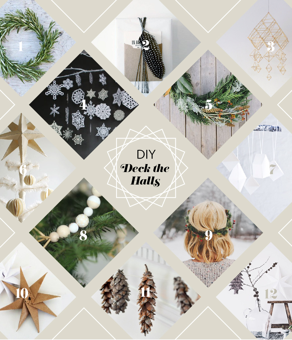 DIY Deck the Halls | Mara Dawn