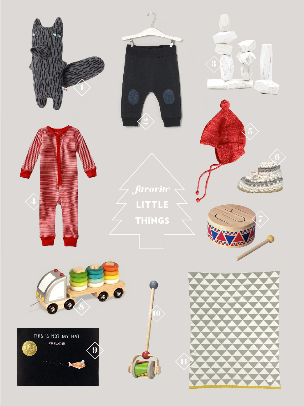 A Few of My Favorite Little Things | Mara Dawn