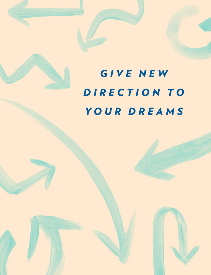 wise words: new direction | mara dawn