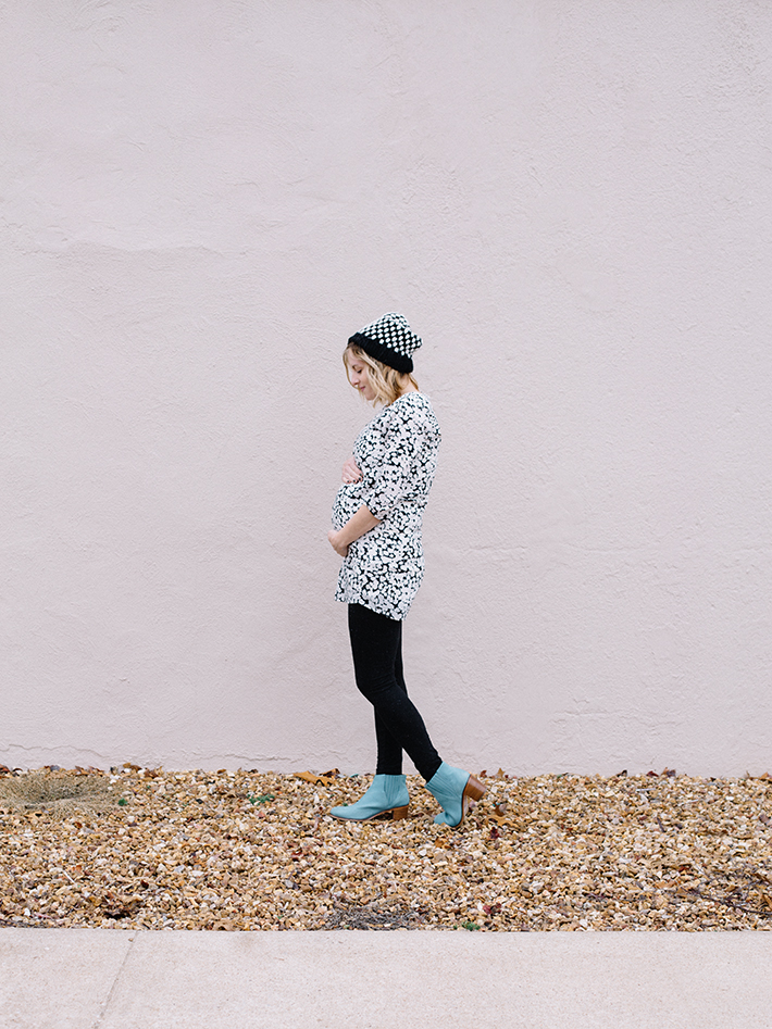seven month bump | mara dawn