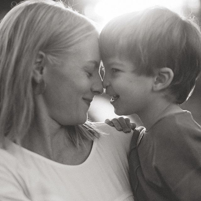 Hugging my boys extra tight today (when they'll let me), especially with this little guy about to enter kindergarten. This motherhood thing is wonderful and challenging and fleeting. 📷: @ohkatieday  Thankful for my mother who is my rock, a most excellent grandma and generally makes my world go round. We are so lucky.