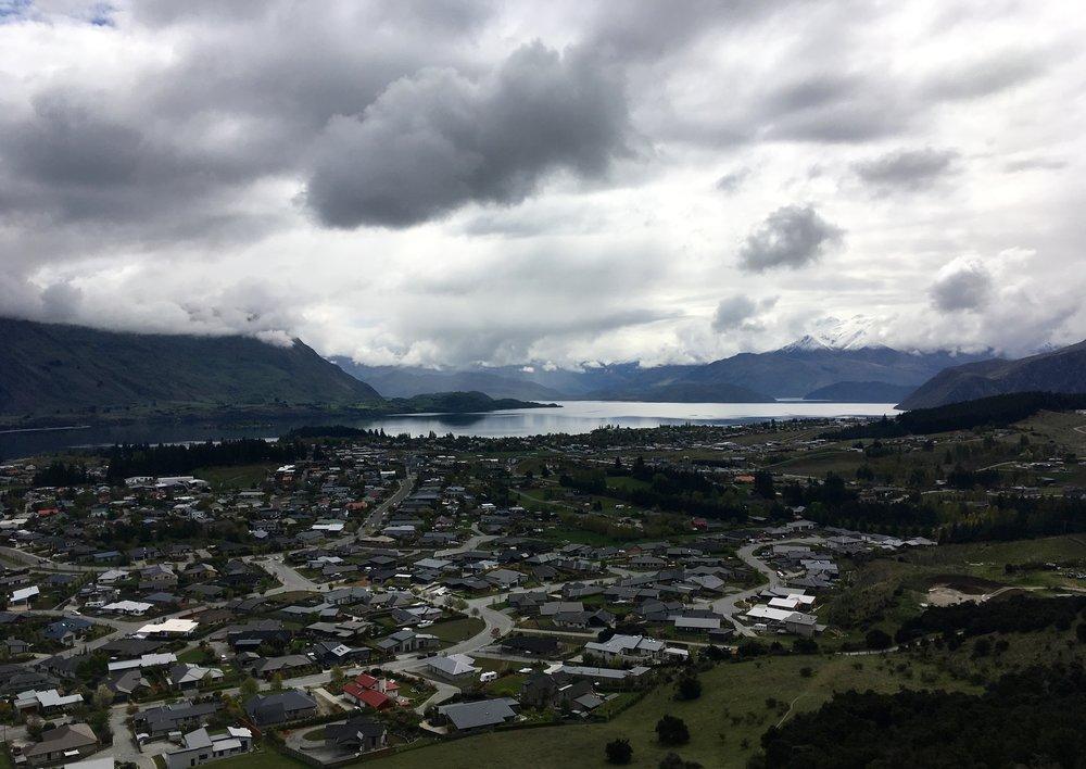 Hiking Mount Iron