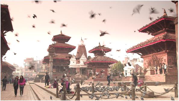 cameraman nepal