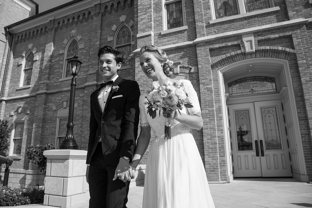 provo temple wedding photography