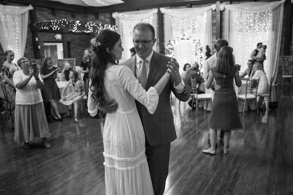 first dance with father