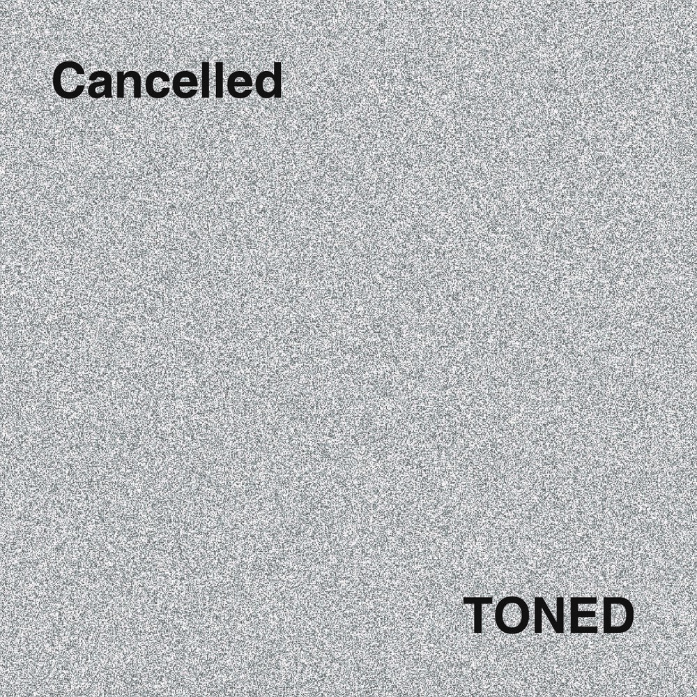 TONED -  Cancelled  (2018) Wolfsblood