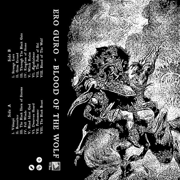Tom Weeks & Ero Guro -  Blood of The Wolf  (2017) Wolfsblood