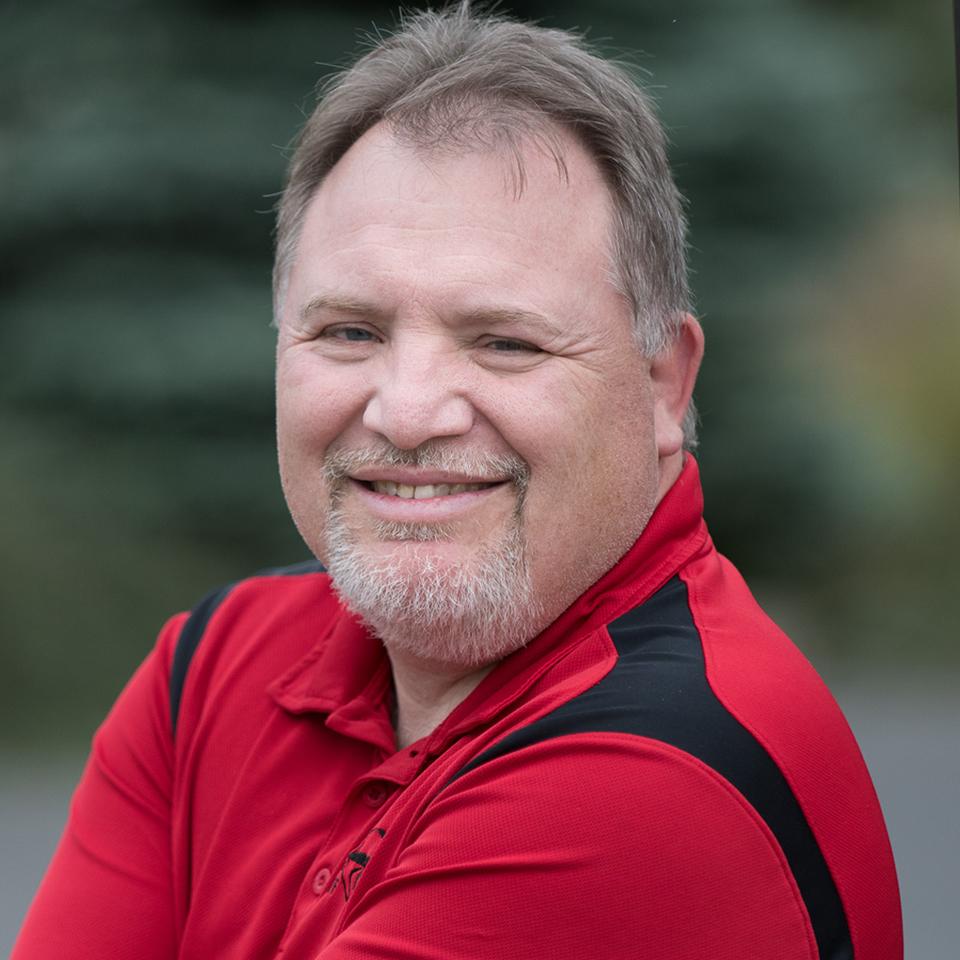 Jim Putman  Senior Pastor Real Life Ministries