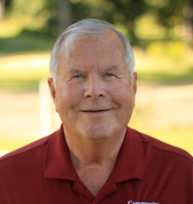 Dave Bobbitt  CEO & President Community 1st Bank