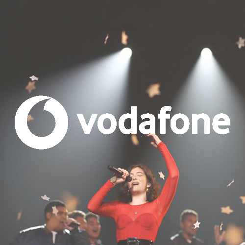 Vodafone.   How the world's first ever Snapchat live-to-TV event saw Vodafone double their community size and get 65% engagement in one night.
