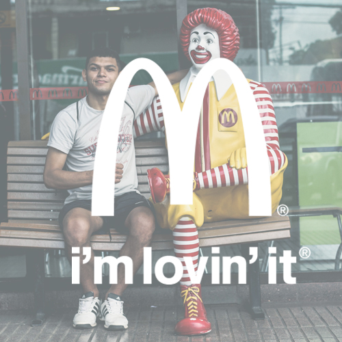 McDonalds.   Four Cannes Lions. 35% increase in application flow.10 seconds to change the face of recruitment, forever.