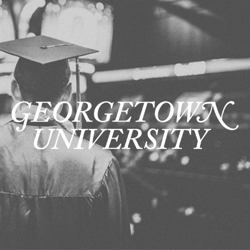 Georgetown University.   One university transformed their campus into an engaged community of content creators, telling a 360 degree Story of life at Georgetown.