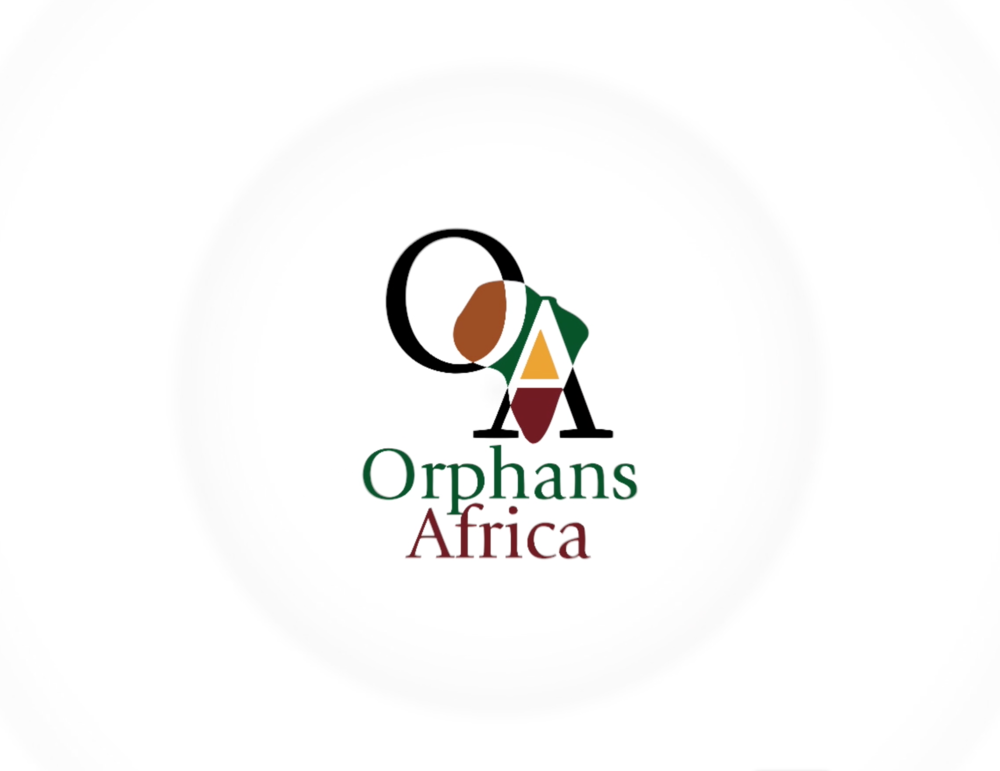 Orphans Africa Logo, courtesy of Orphans Africa.