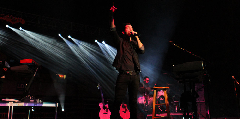 Andy Grammer - 2015