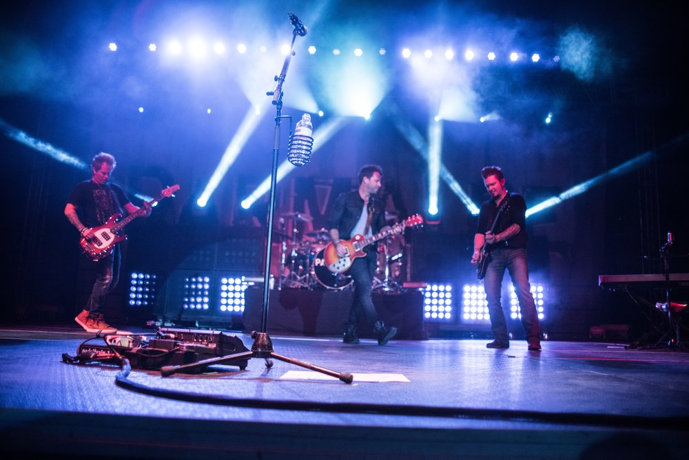 Parmalee  kicks off the show at  Eastern Washington University .  Image by  LaYoung Media  - 2016  Image for Eastern Washington University