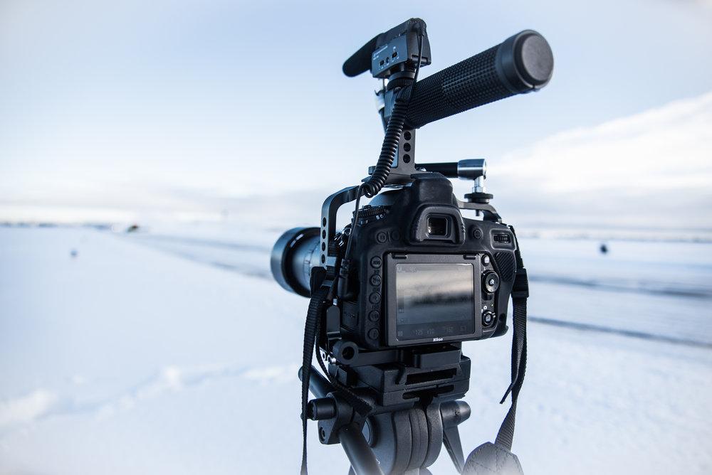 Camera in the Cold