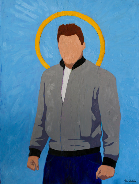 Holy Innocent (30 x 40)