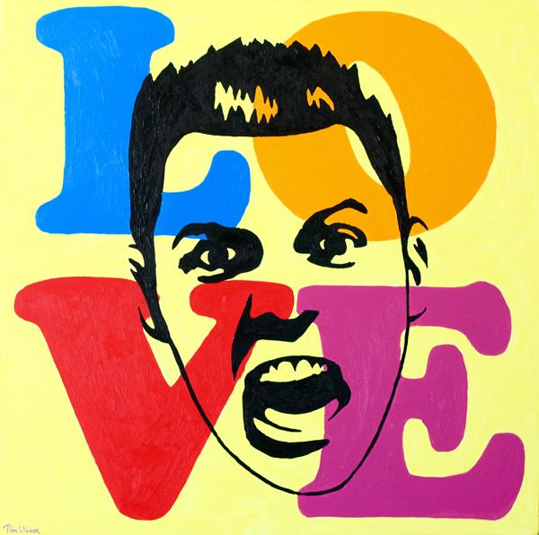 Modern Love (36 x 36)
