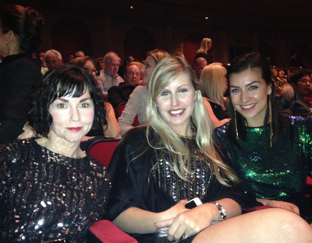 Designers Kerry, Miche, and Emilia (2015)
