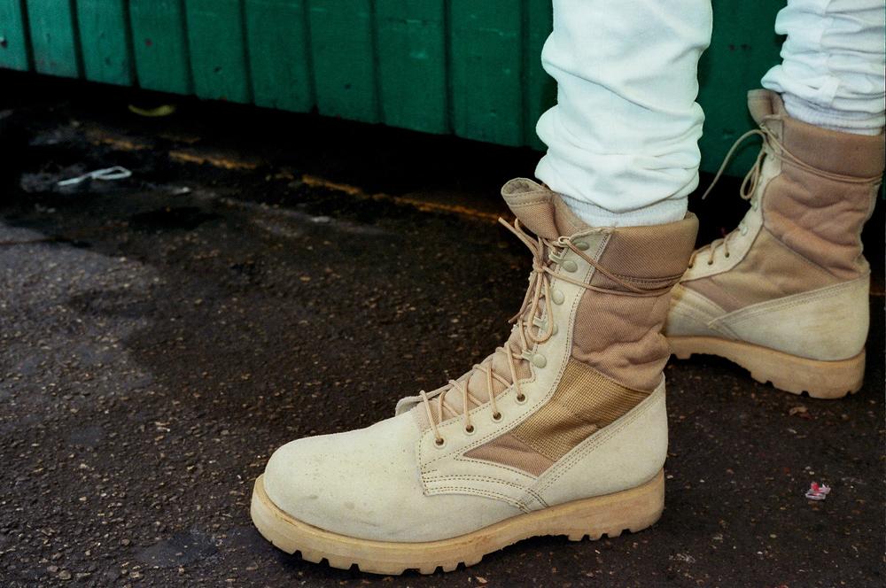 Badman Boot