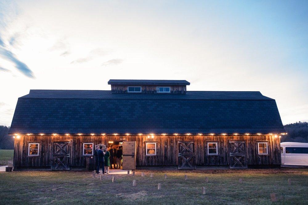 Dixon Wedding Outside Barn.jpg