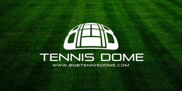 Tennis Dome Stringing.JPG
