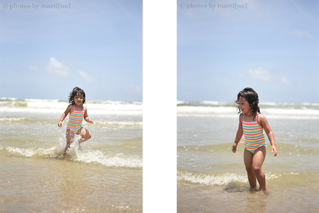 Summer portraits at Padre Island in Corpus Christi