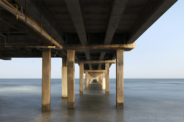 Bob Hall Pier in Corpus Christi, Texas photos by Martina