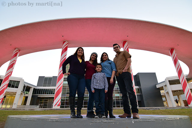 Austin Family Portraits: Morales family at Auditorium Shores