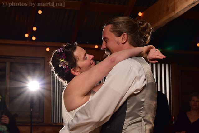 Thomas & Randi Wedding: First dance