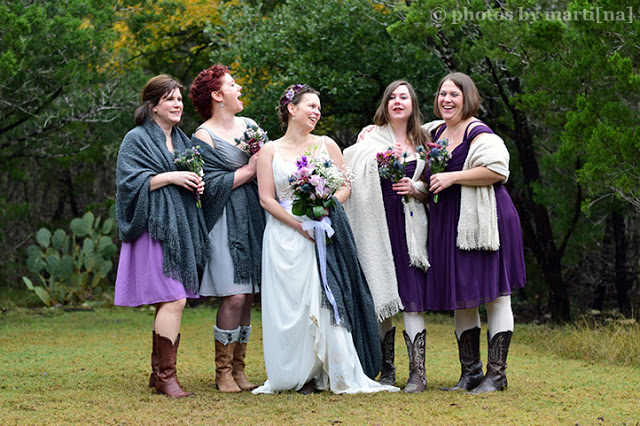 Thomas & Randi Wedding: Beautiful bridesmaids