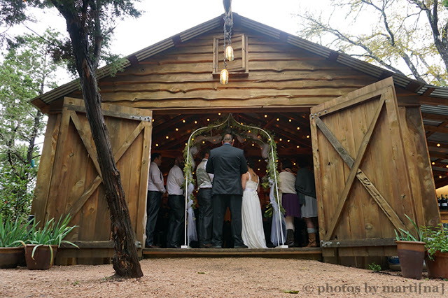 Thomas & Randi Wedding: The Wildflower Barn Ceremony