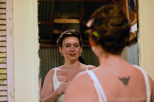 Thomas & Randi Wedding: Getting ready