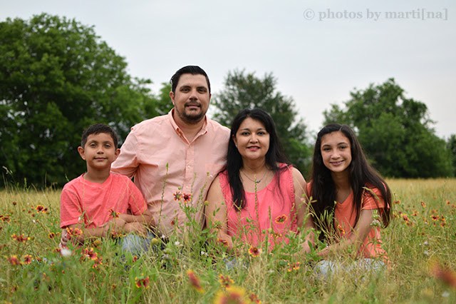 Austin family photography by Martina