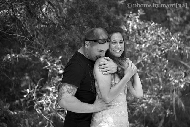 Click to see image of Couples portrait session by Martina