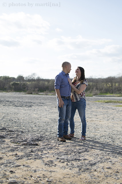 Austin engagement photography by Martina at McKinney Falls in Austin, Texas