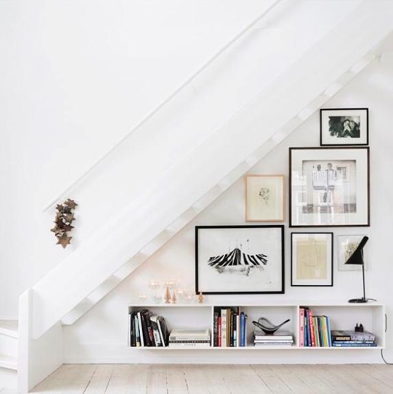 Tiny Gallery Wall