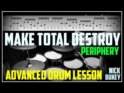 Free lessons — NICK BUKEY DRUMS