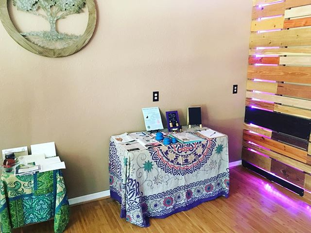 We are all set for the open house... stop by and say hello! 3942 Lake Padgett Dr Land o Lakes, Fl 🙂#openhouse #massagetherapy #wellness #food #raffle #demonstrations #reiki #massage