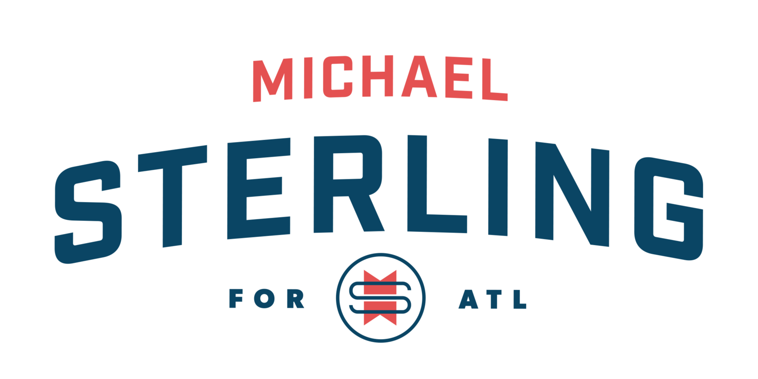 Michael Sterling | For Mayor of Atlanta