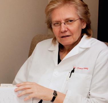 dr cheryl haag