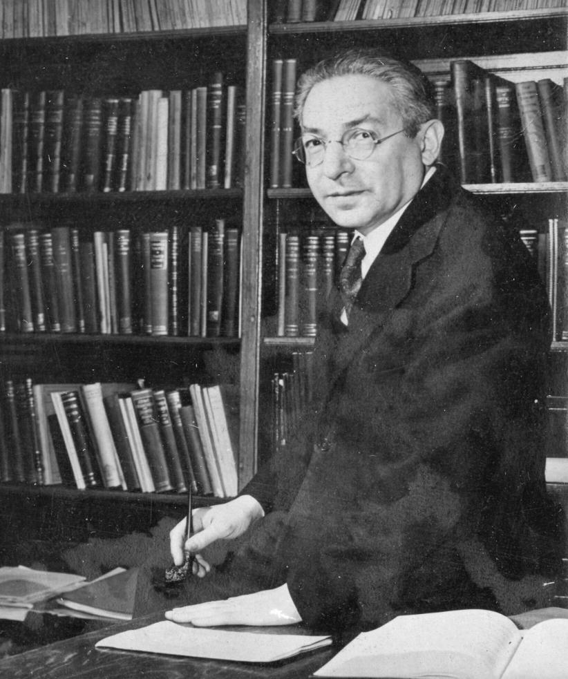 Professor I. I. Rabi